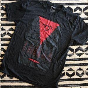 Twin Peaks Soft Charcoal T-Shirt